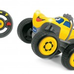 Win a Billy Fun Wheels remote control monster truck