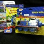 Thomas the Tank Engine Giveaway